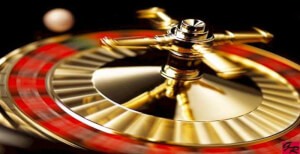 Stuiter roulette bal
