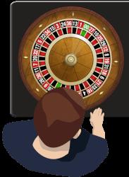 onopvallend gokken